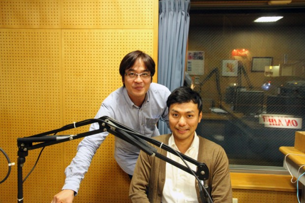 川上幸之介先生と大谷利文さん