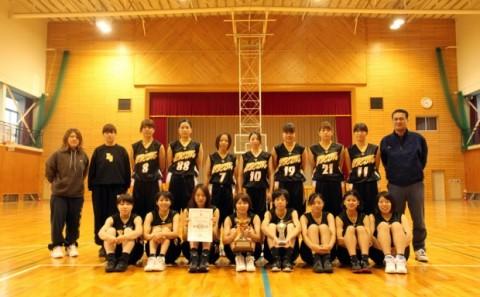 バスケットボール部(女子)