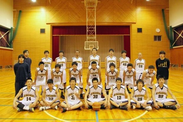 倉敷芸術科学大学バスケットボール部(男子)