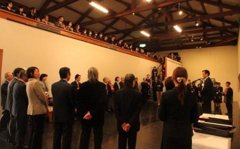 第7回全国高校生現代アートビエンナーレ表彰式について