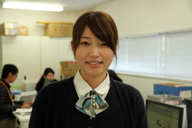 林 瑛子さん