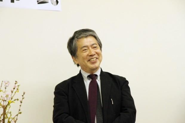 岡山大学薬学部長森山芳則氏