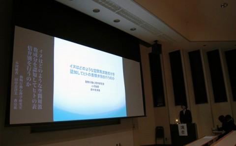 生命動物科学科の卒業論文発表会が開催されました。
