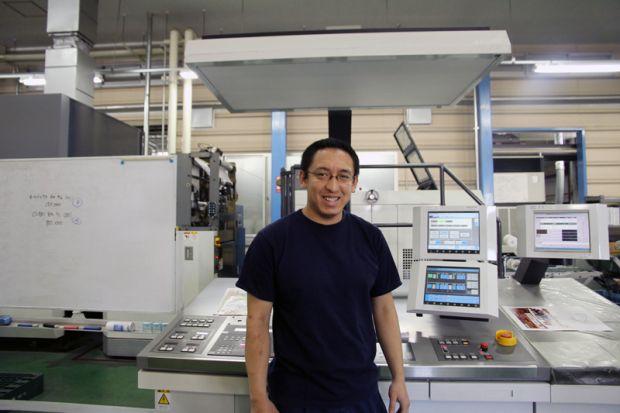 藤田延行さん(2004年度国際教養学部教養学科卒業)