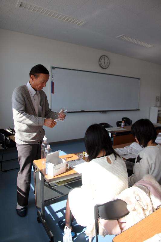 妹尾護先生