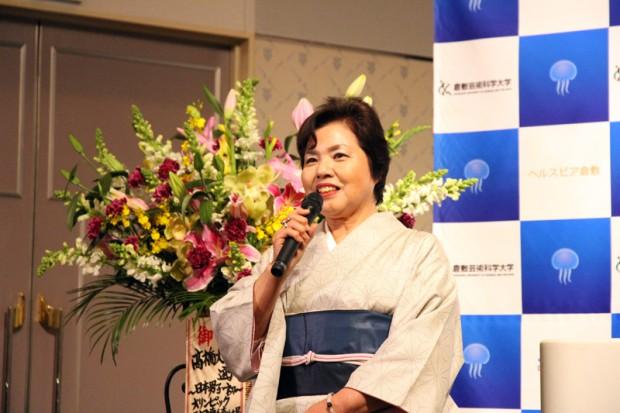 高橋大輔選手の母清登さん