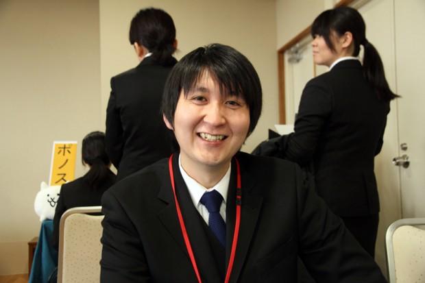 梶田治史さん