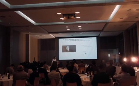 デザイン芸術学科 川上助教がベネッセハウスミュージアムで講演を実施。