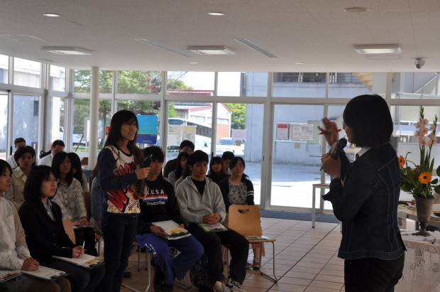 伊東香織倉敷市長が質問へ回答