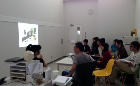 瀧澤 明子 氏による特別授業が行われました。