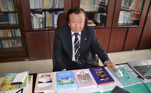 先生こんにちは(土井学長インタビュー)vol.1