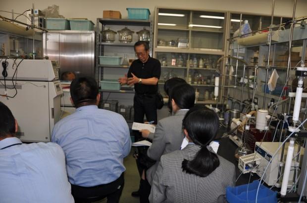 生命科学科萬代研究室