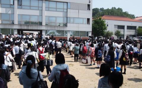 平成26年度高校生美術コンクール開催!