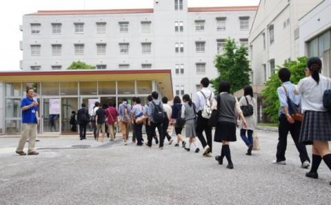 春のオープンキャンパス「考える」開催しました!