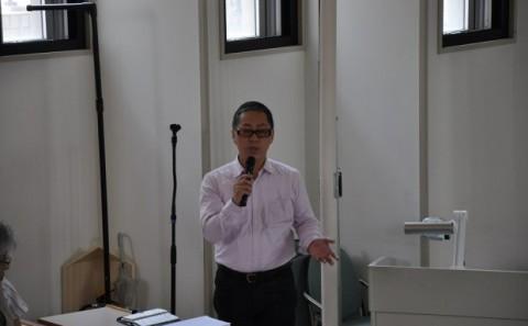 公開講座「コミュニティの価値づくり」が開催されました。