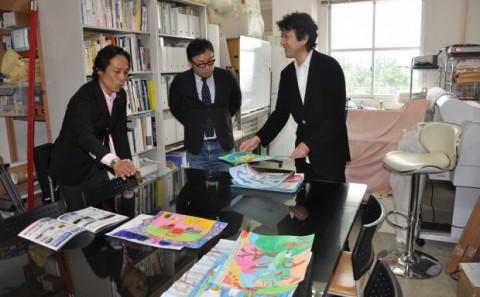 ベッキオバンビーノ 絵画コンクール作品審査について(2014年)