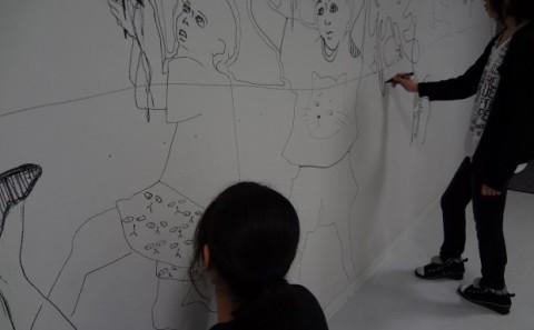 芸術学部展示スペース「ZONE」についてvol.27