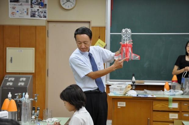 妹尾護 教授