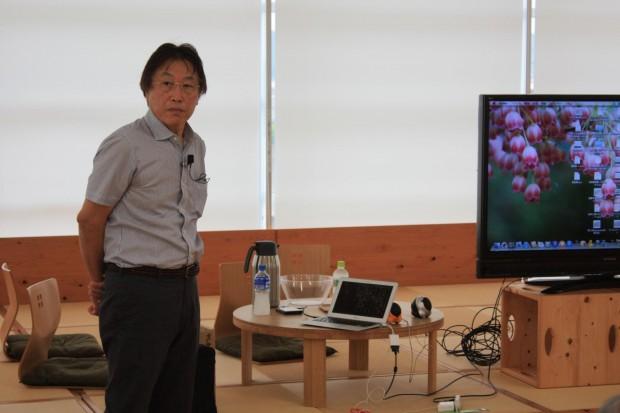 倉敷芸術科学大学生命科学部教授岡田賢治先生