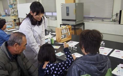 生命科学科オリジナルオープンキャンパスの開催案内