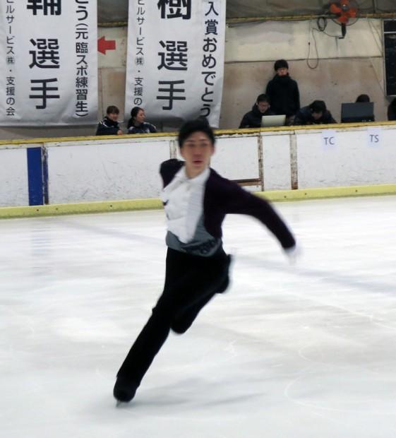 田中刑事さん演技1