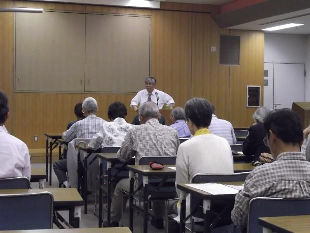 大学連携講座、「新冷戦(?)下の極東アジア情勢」について