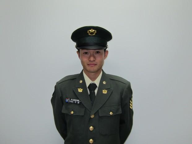 竹田裕一さん(生命科学部健康科学科15期生)