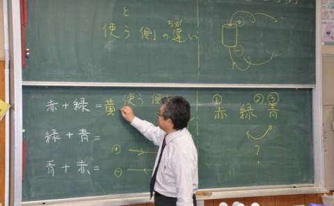 学外連携 倉敷市立西浦小学校出張講義を行いましたvol.5