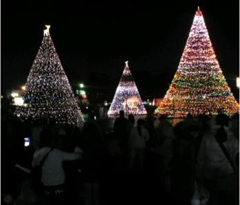 2014クリスマスイルミネーションin水島