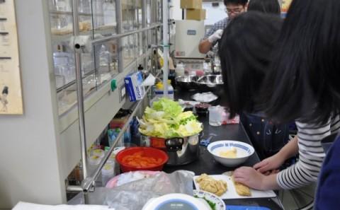 【COC事業】備災・減災力育成研究の一つ「炊飯シミュレーション」がスタートしました
