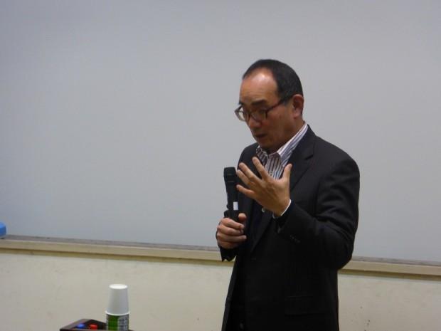 講師加藤裕司氏