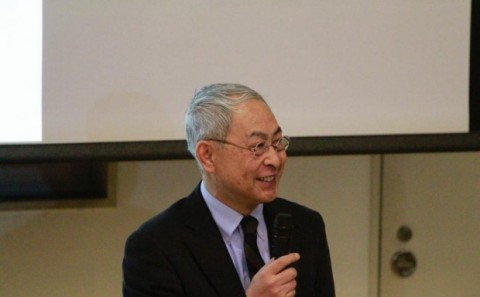 動物生命科学科古川敏紀教授退任記念講演開催について