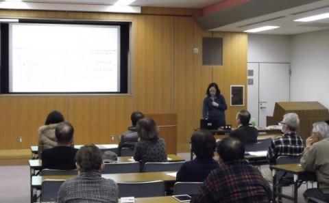 倉敷市大学連携講座を開催しました (H27.2.19)