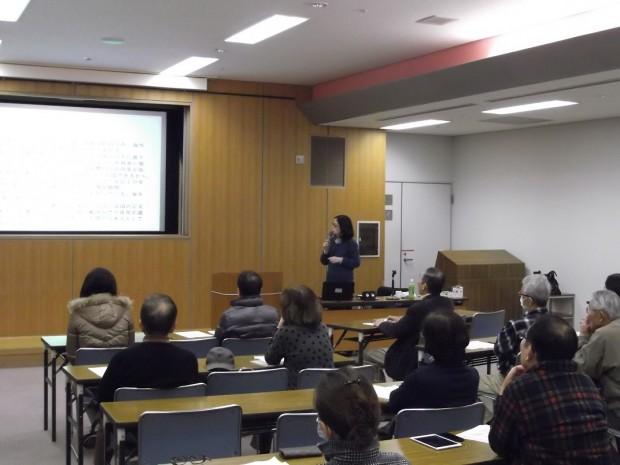 経営情報学科芦田雅子講師