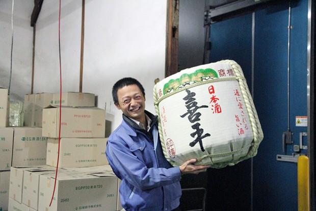 水戸岡佑樹さん(2008年度生命科学部健康科学科卒業)