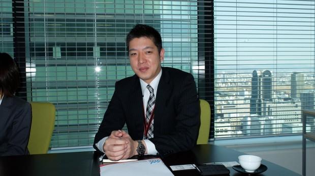 中村年伸さん(2006年度国際教養学部起業学科卒業)