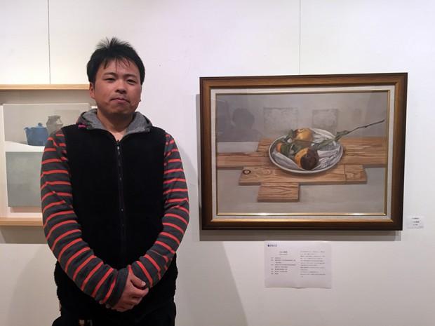 山口俊郎さん(2000年度芸術学部美術学科卒業)