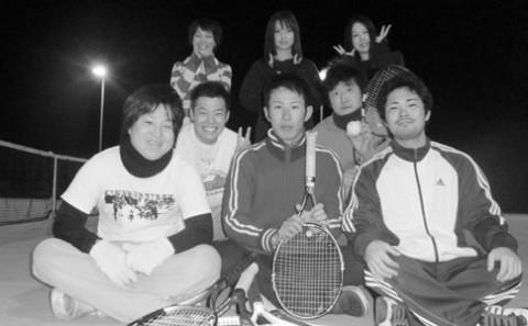 硬式テニス同好会