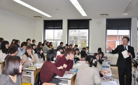 【COC事業】地域志向科目「倉敷と仕事」が開講されました!!