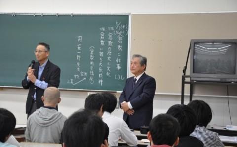 【COC事業】地域志向科目「倉敷と仕事」Vol.3~4