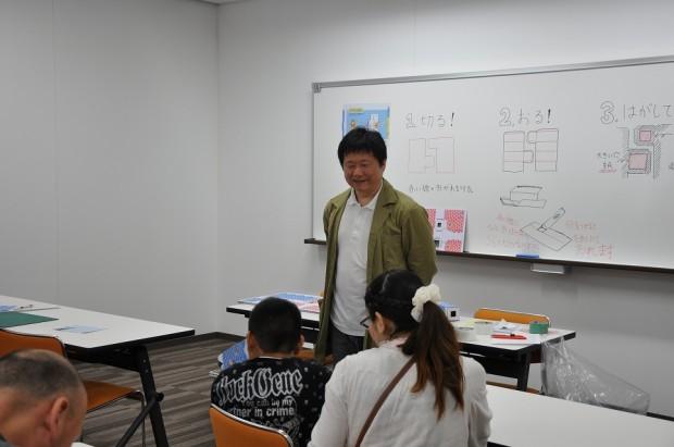 メディア映像学科丸田准教授