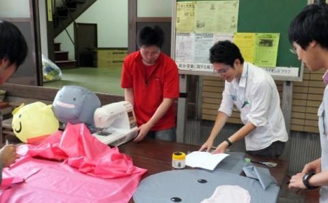 【COC事業】玉島プラットフォームにてワークショップ開催 Vol.2