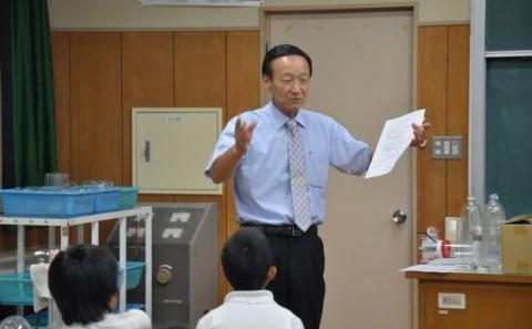 学外連携 倉敷市立西浦小学校出張講義を行いましたvol.6