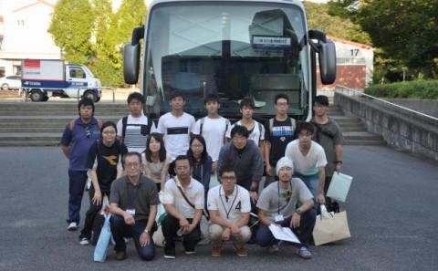 【COC事業】備災・減災力育成研究 東日本大震災視察調査