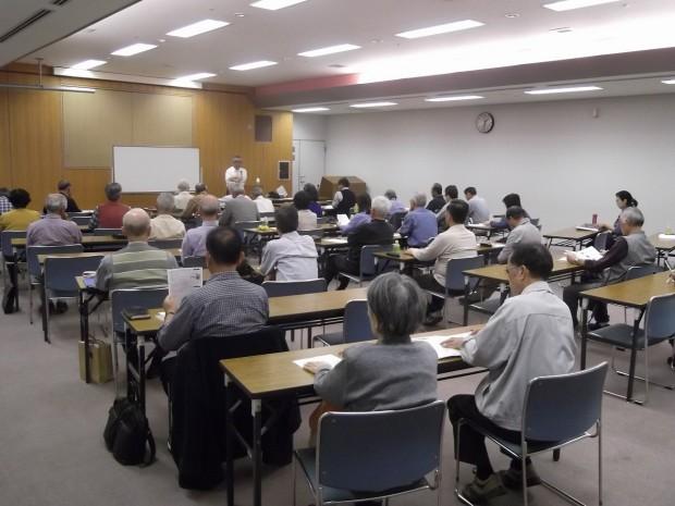 倉敷市大学連携講座に参加された方々