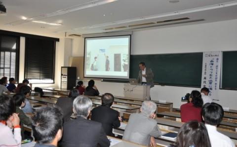 【COC事業】備災・減災力育成研究発表会「南海トラフ巨大地震に備える」を実施しました