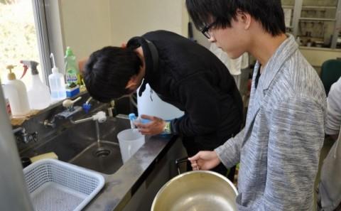 【COC事業】炊飯シミュレーション実習を実施しましたvol.8