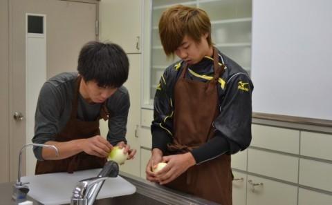 【COC事業】炊飯シミュレーション実習を実施しましたvol.5
