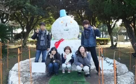 2015XmasイルミネーションIN水島へ参加しました!!