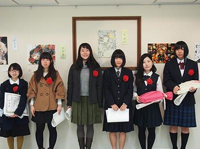 「倉魂!高校生コミックイラストコンクール2015」開催しました